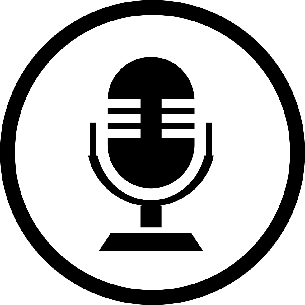 microphone microphone svg png icon free download 387859