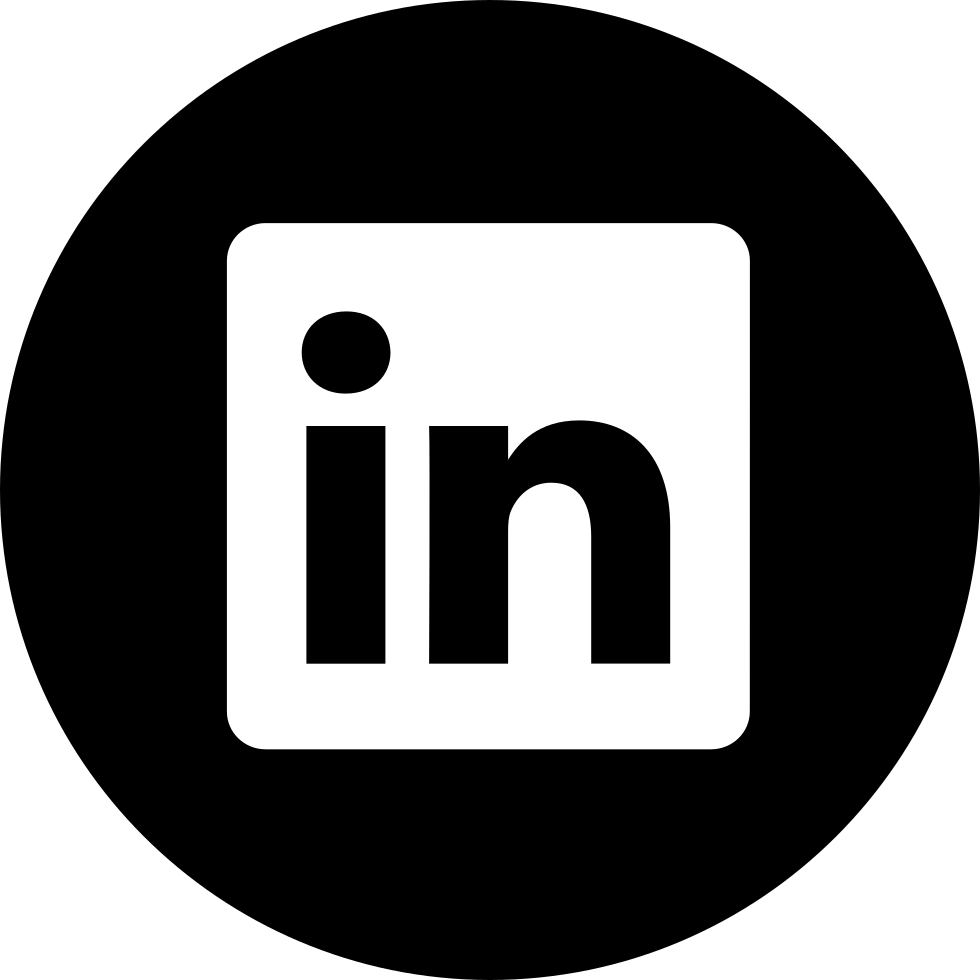 Linkedin Logo Button Svg Png Icon Free Download 39285