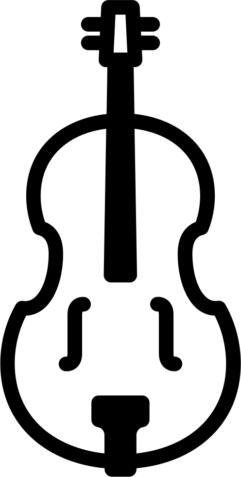 Double Bass Svg Png Icon Free Download 41137