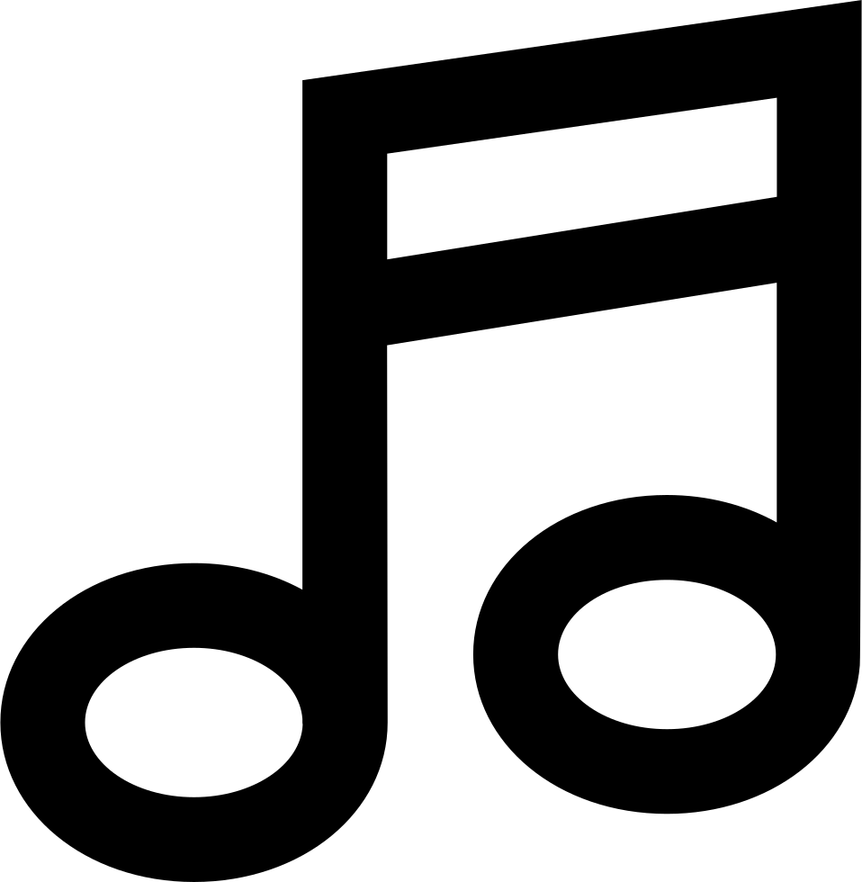 note symbol svg icon musical file onlinewebfonts