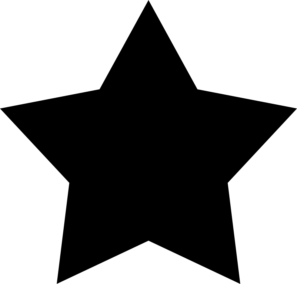 five star icon svg png icon free download 416745