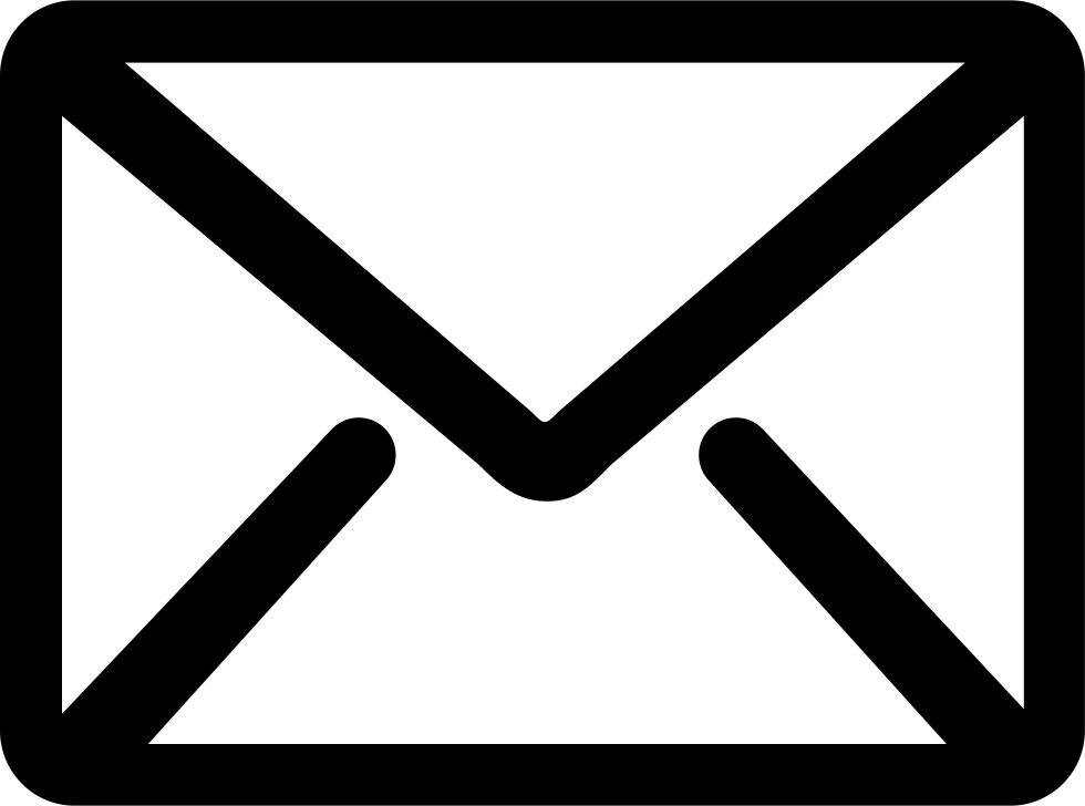 New Email Envelope Back Outlined Interface Symbol Svg Png: Academia-salamanca.info