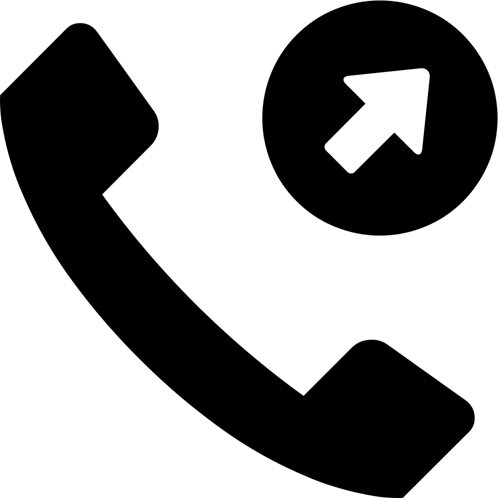 Call Outgoing Svg Png Icon Free Download (#425567 ...