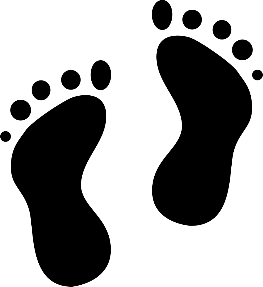 Footprints Svg Png Icon Free Download 426781