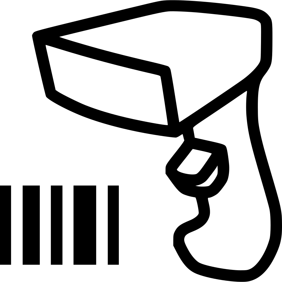 Barcode Scanner Svg Png Icon Free Download (#432297 ...