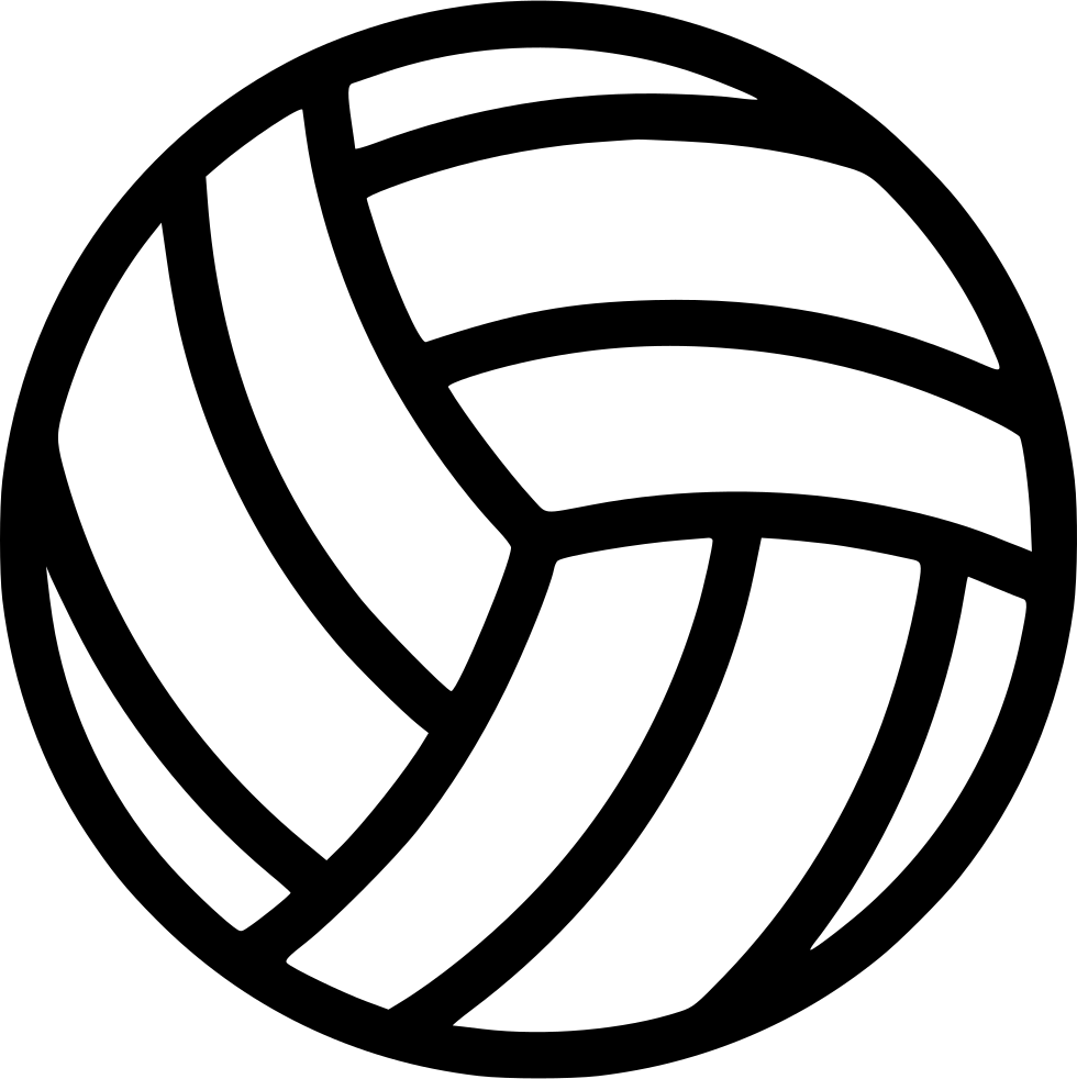 Volleyball Svg Png Icon Free Download 432427 Onlinewebfonts Com