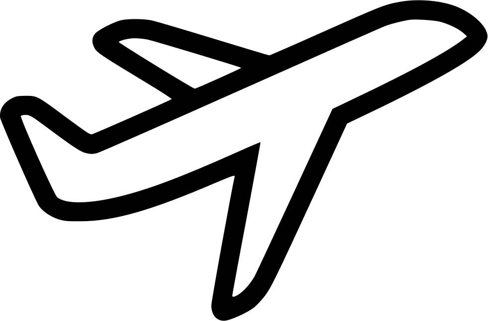 airplane take off svg png icon free download   432525