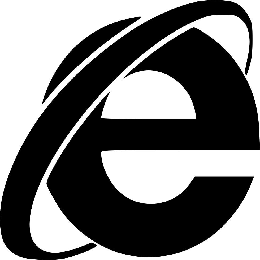 Internet Explorer Svg Png Icon Free Download 433193