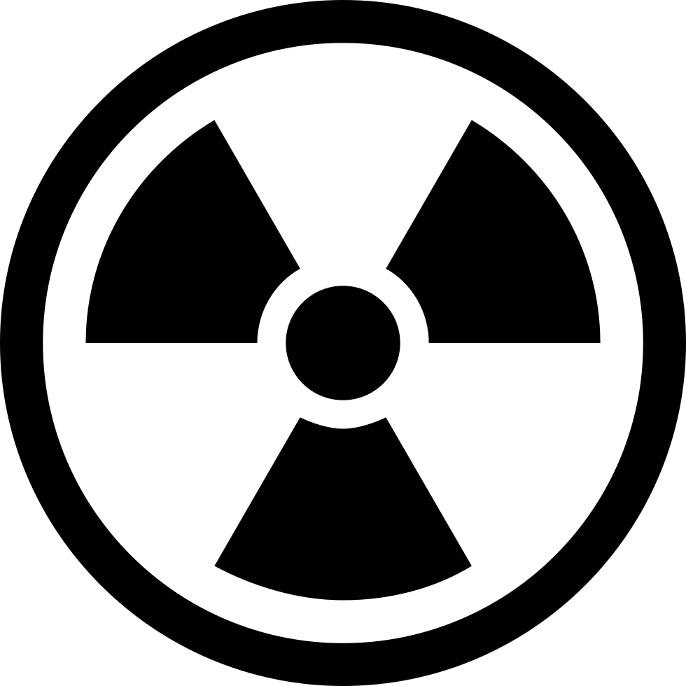 radioactive svg png icon free download   433978