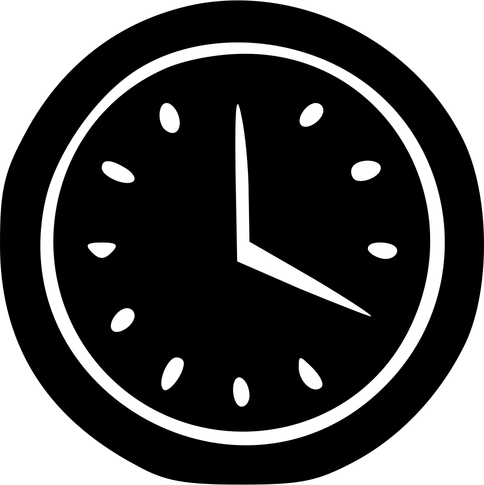 Clock Svg Png Icon Free Download (#437320 ...