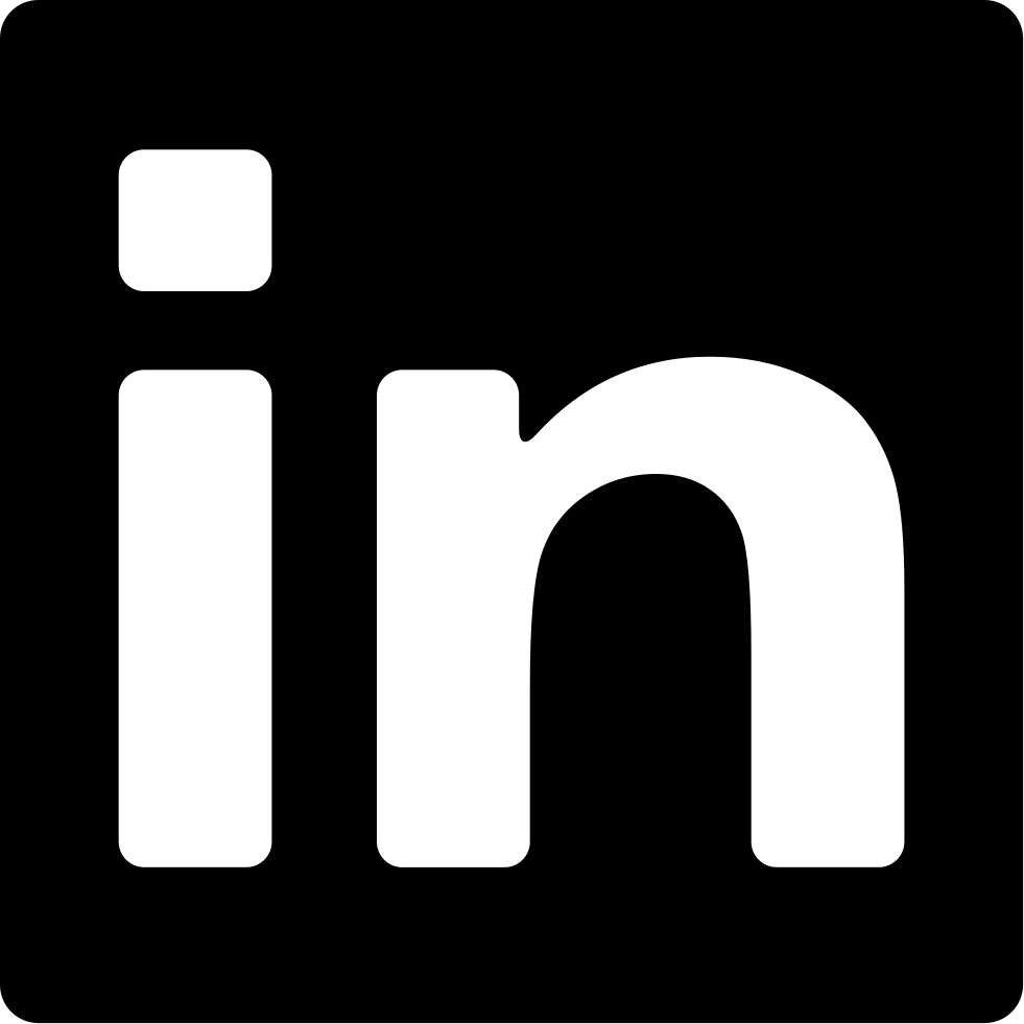 Linkedin Square Logo Svg Png Icon Free Download (#43781 ...