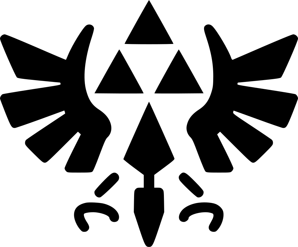 The Triforce Svg Png Icon Free Download 443016 Onlinewebfonts