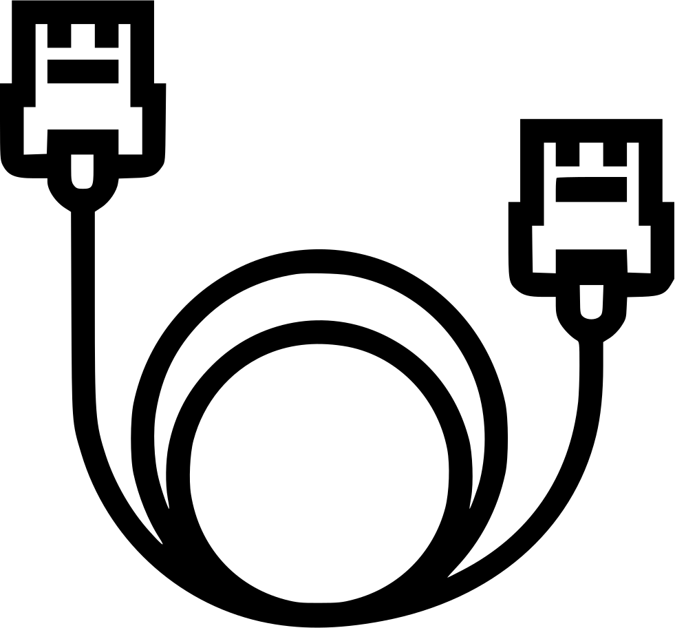 ethernet cable svg png icon free download   445974