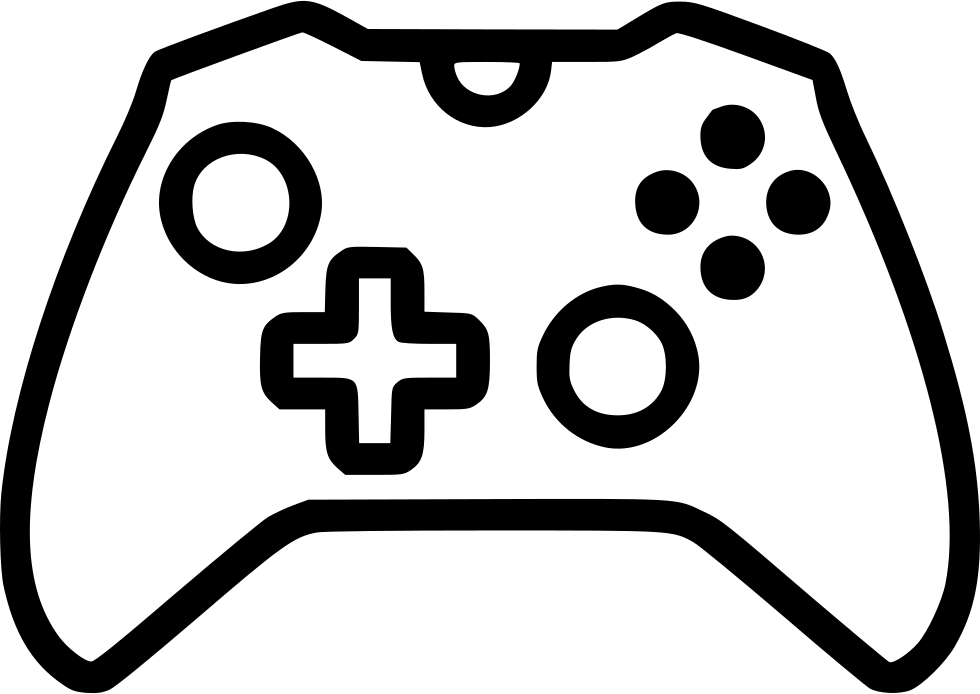 Xbox One Controller Svg Png Icon Free Download 446075