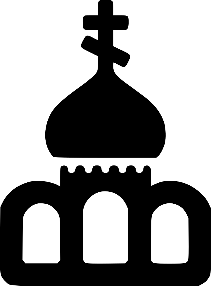 Orthodox Church Svg Png Icon Free Download (#449406