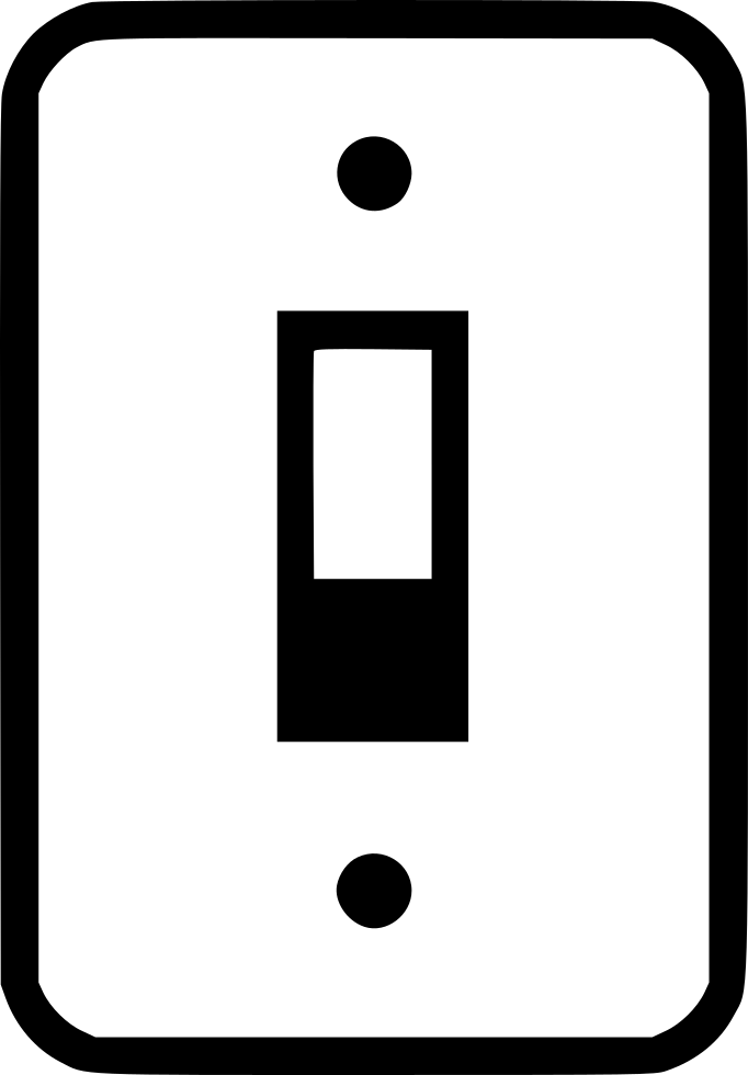 Light Switch Svg Png Icon Free Download   449793