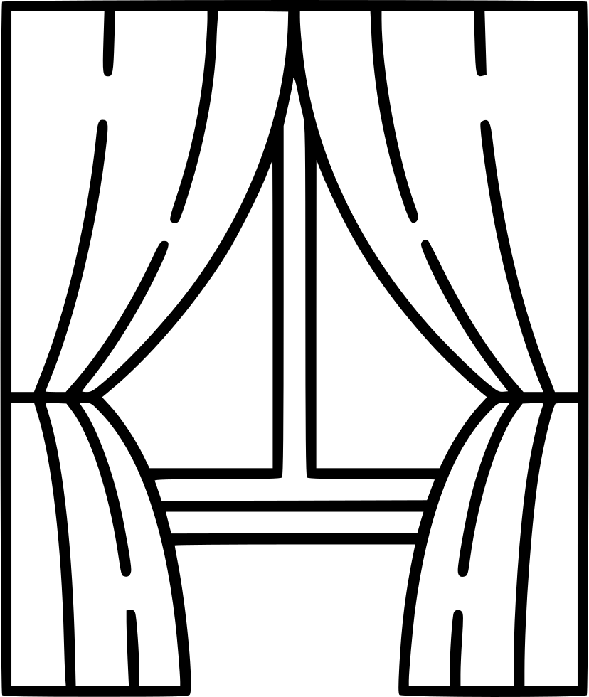 Albion Online Download >> Window Curtains Svg Png Icon Free Download (#450444) - OnlineWebFonts.COM