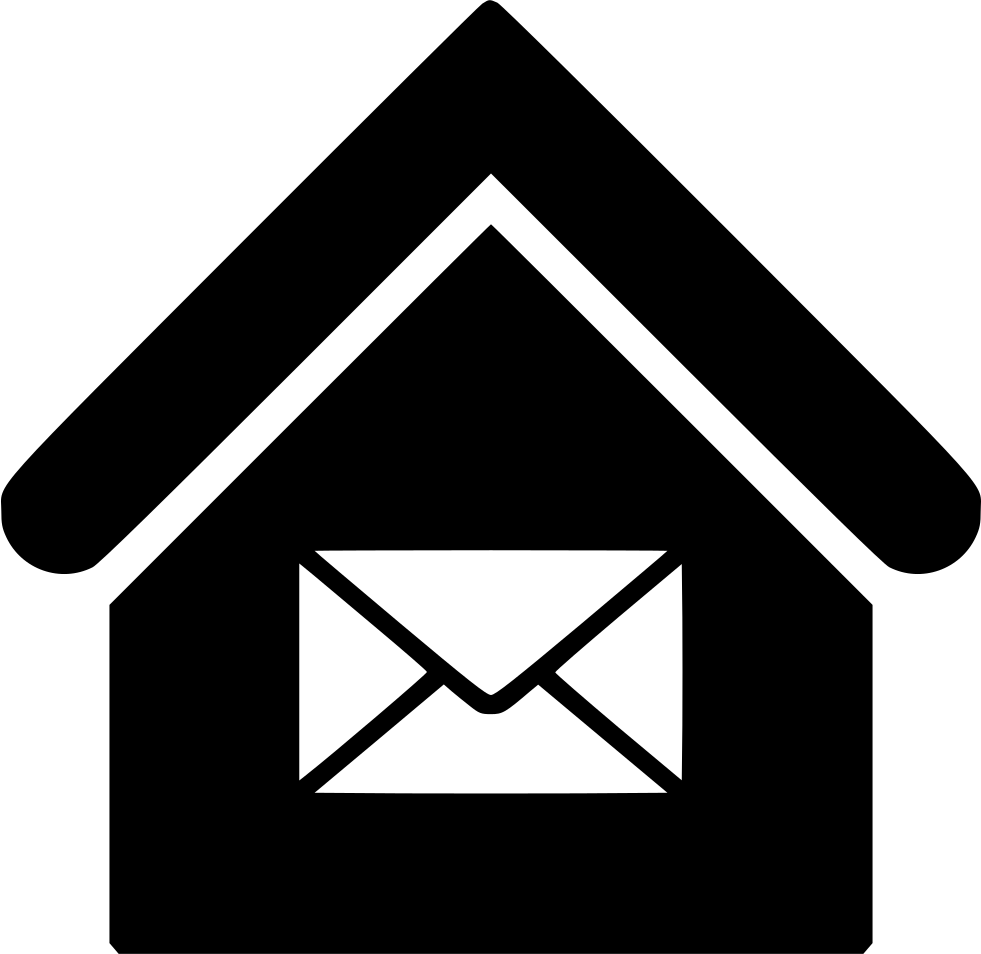 Post Office Svg Png Icon Free Download (#450685