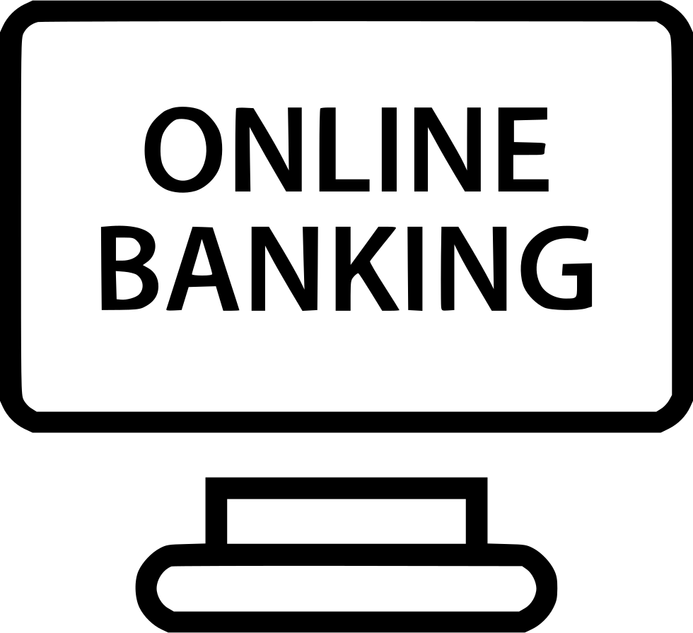 Online Banking Bank Banking Online Svg Png Icon Free ...