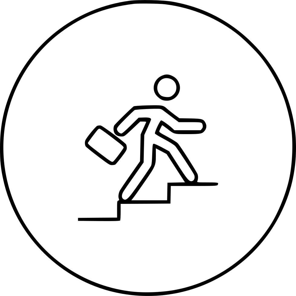 Steps Progress Obstacle Growth Svg Png Icon Free Download