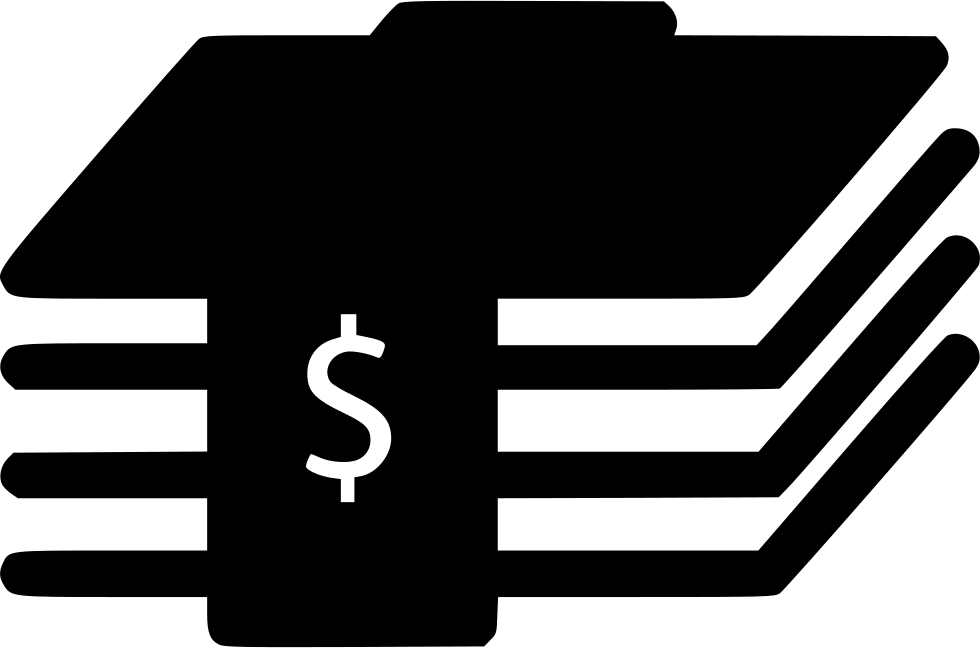 Stack Dollar Sign Svg Png Icon Free Download (#452712