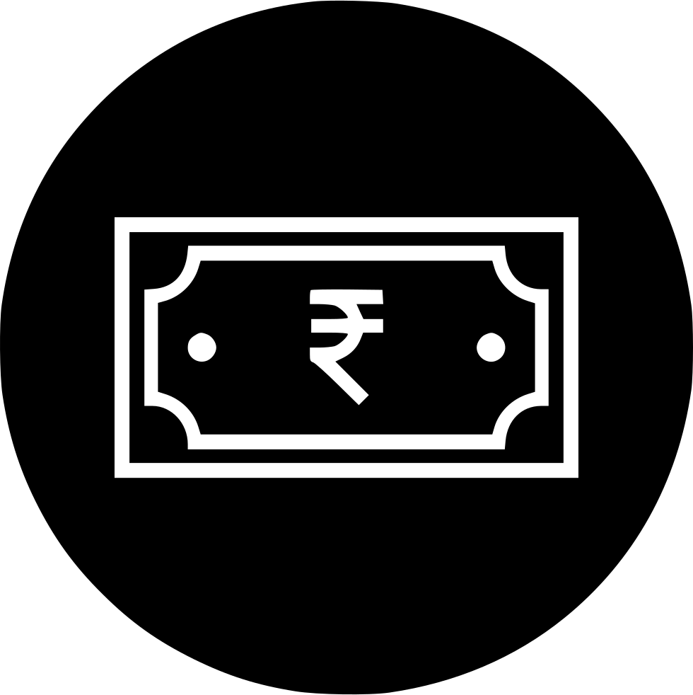 Indian Currency Rupee Note Payment Money Finance Svg Png ...  Indian Currency...
