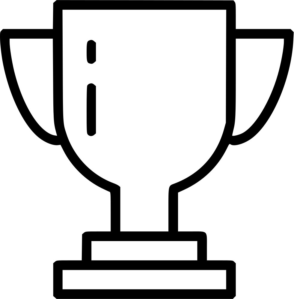 Trophy Svg Png Icon Free Download 454497