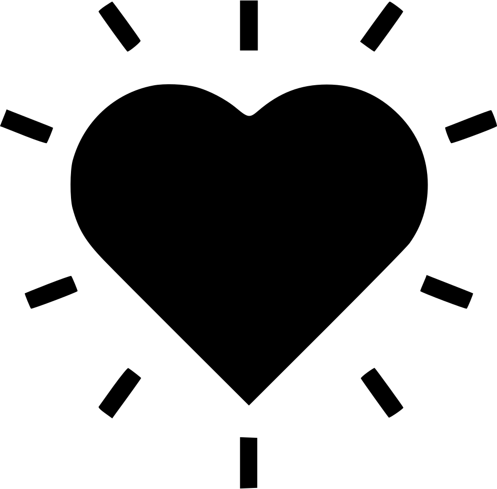 Favourite Like Love Heart Cart Wishlist Svg Png Icon Free
