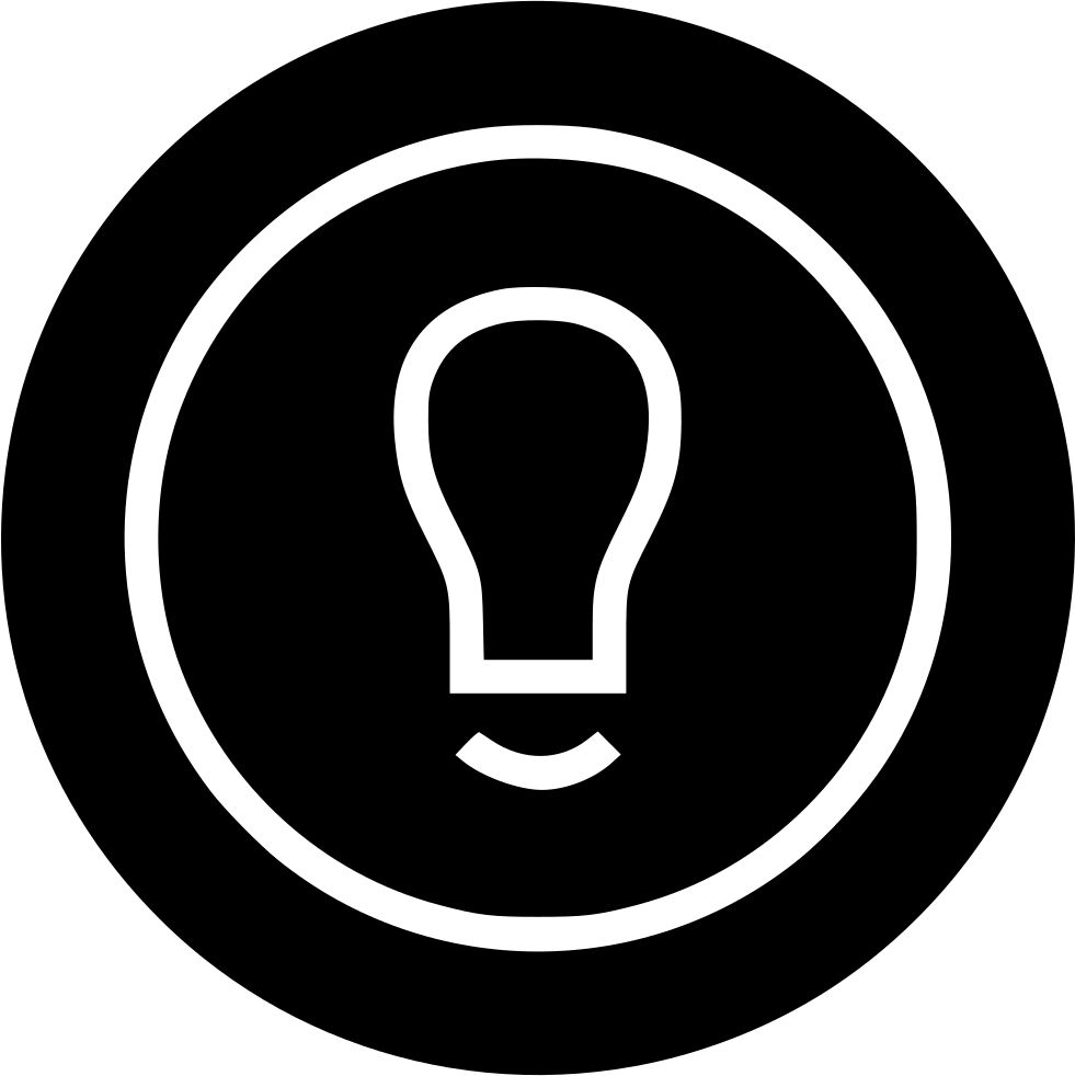 Light Bulb Light Svg Png Icon Free Download (#457544 ...