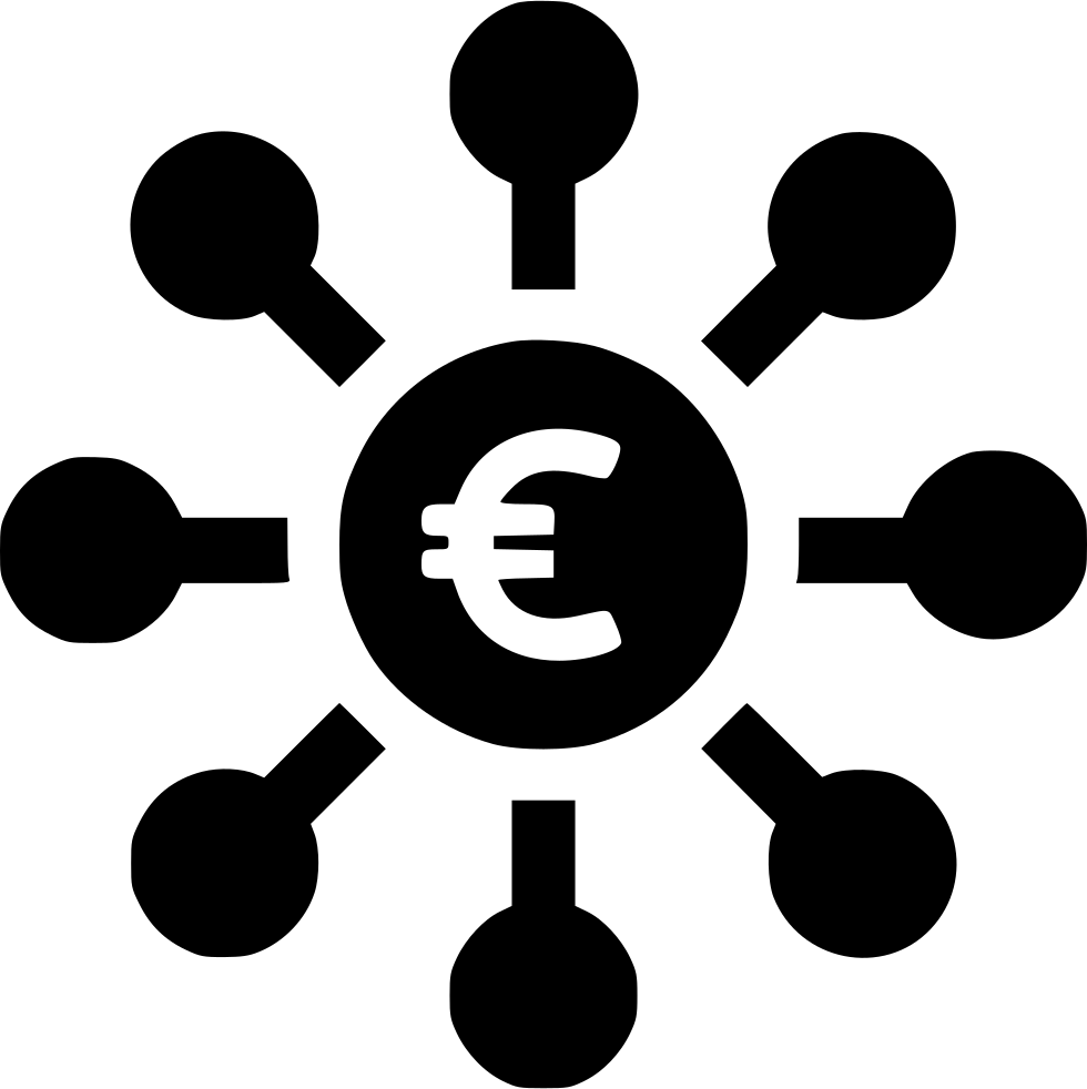 funds euro crowdfunding invest investment svg png icon free download