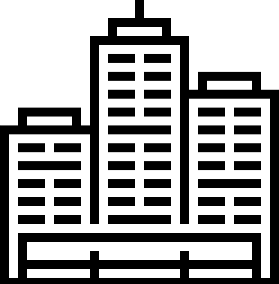 Office Building Svg Png Icon Free Download 460547