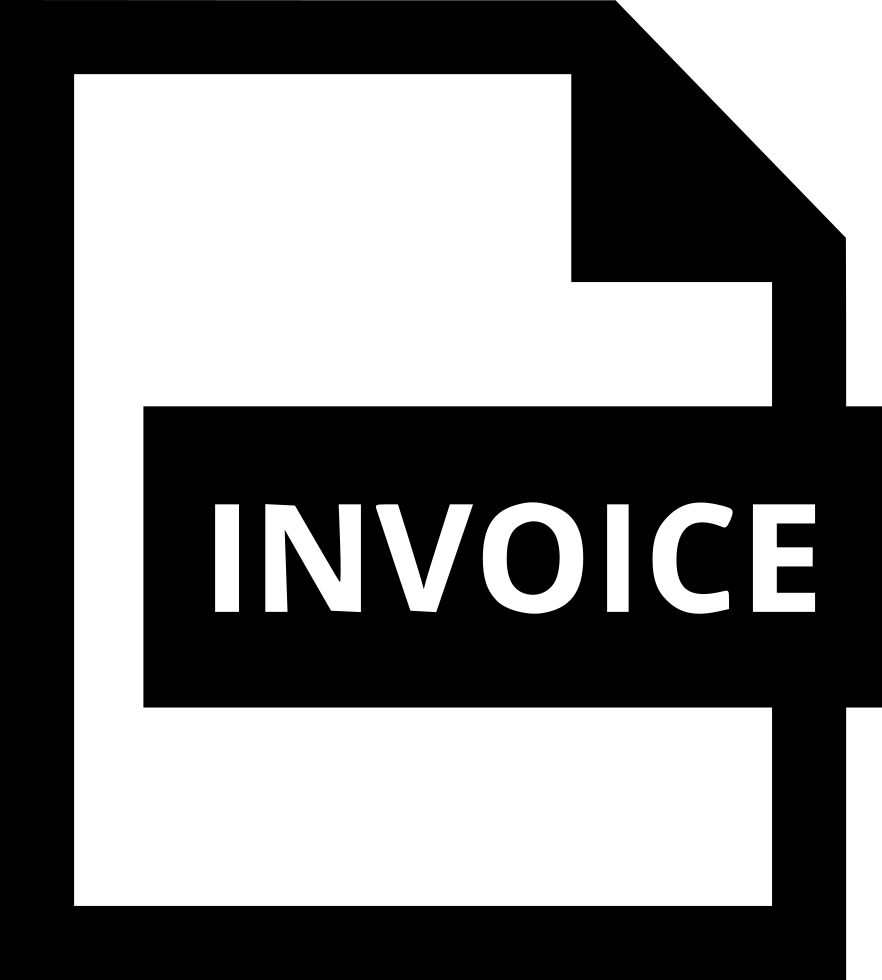 Invoice Svg Png Icon Free Download 461192