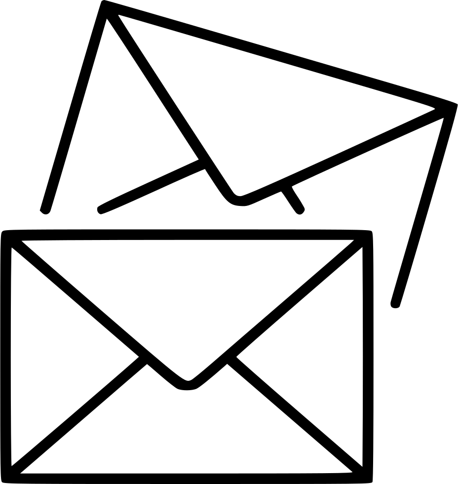 envelope message mail letter svg png icon free download (#461426