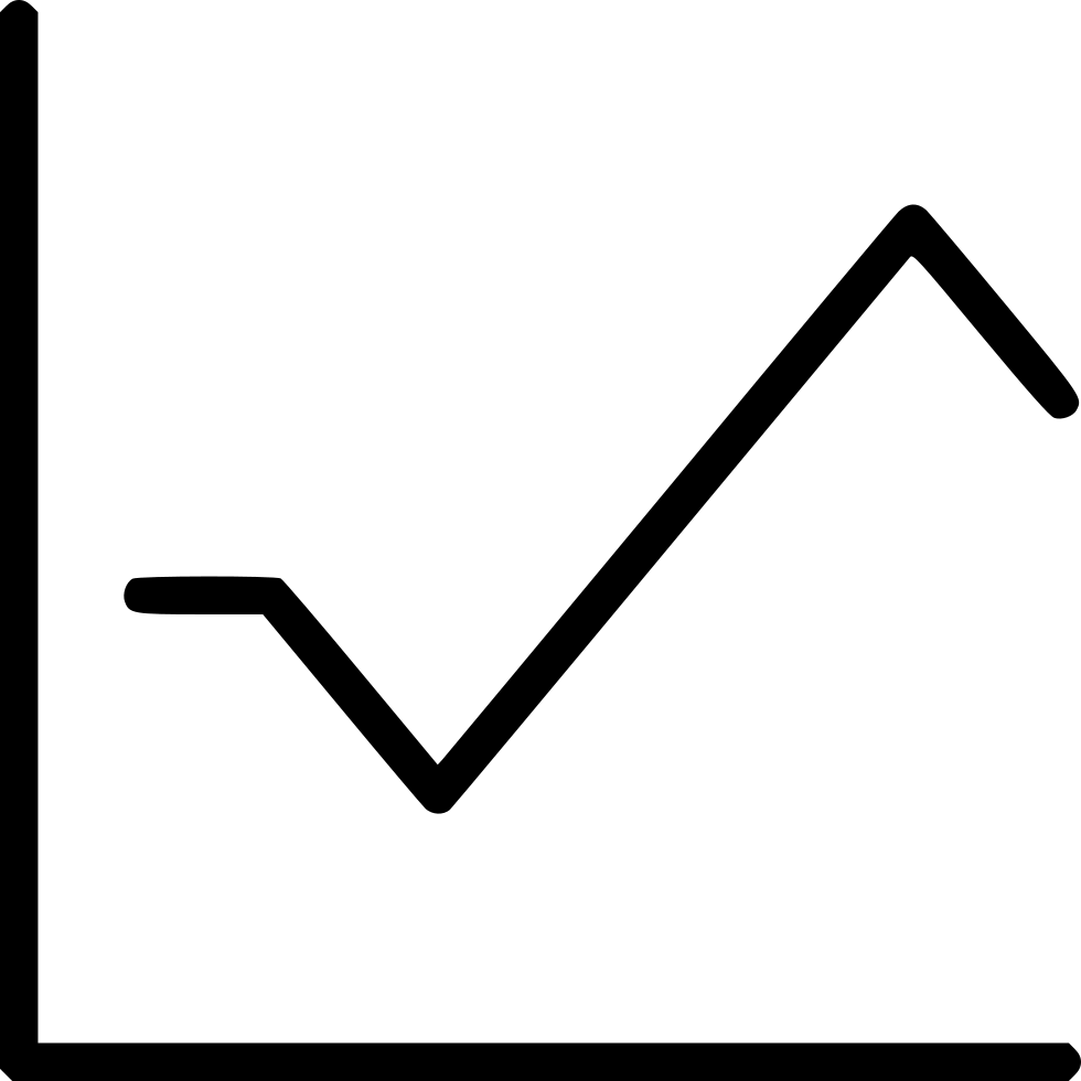 Line Chart Svg Png Icon Free Download 461801 Onlinewebfonts Com