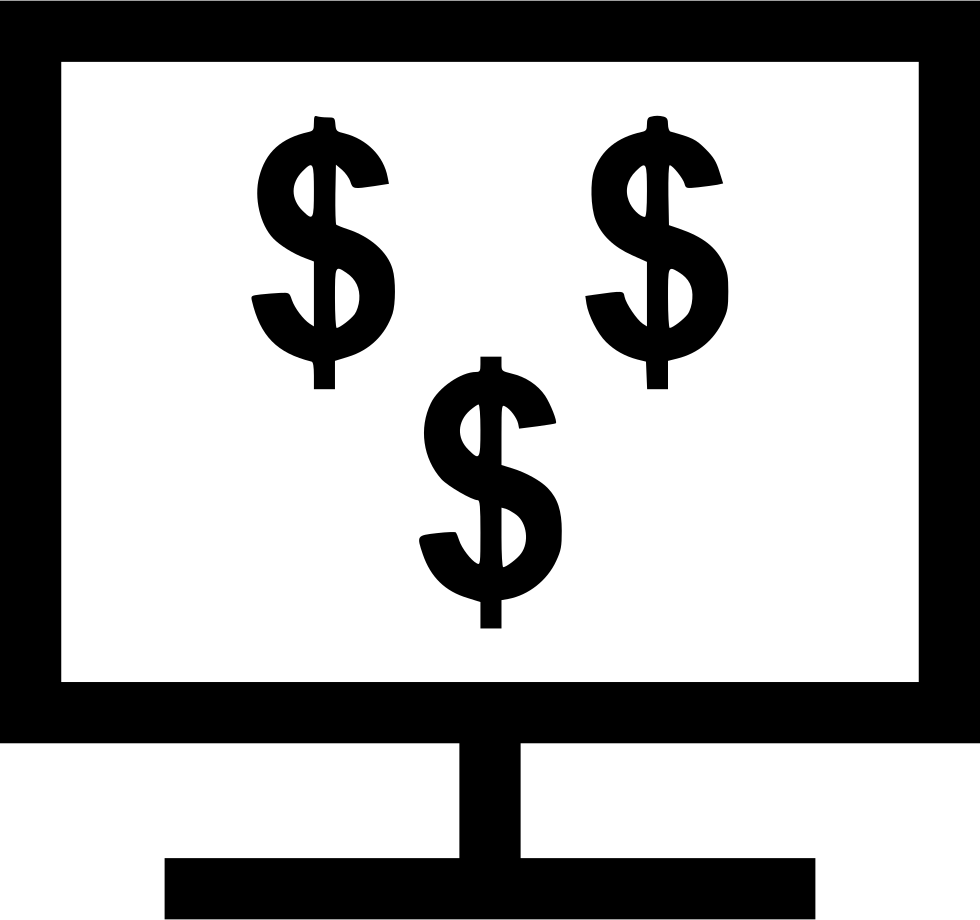 Online Home Equity Dollar Signs Svg Png Icon Free Download