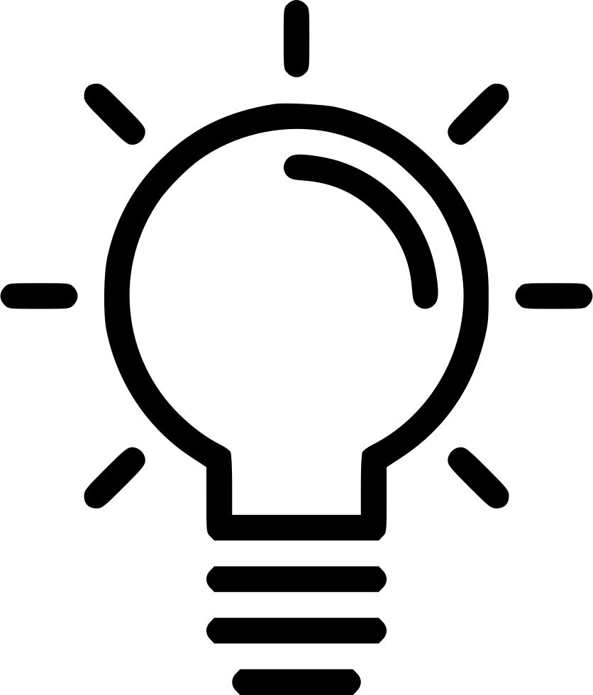 Lamp Idea Creativity Svg Png Icon Free Download (#464379 ... for Lamp Symbol Png  83fiz