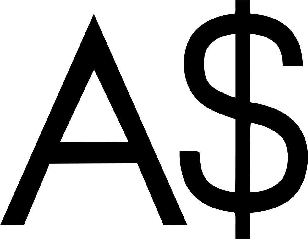 Australian Dollar Sign Svg Png Icon Free Download (#464962
