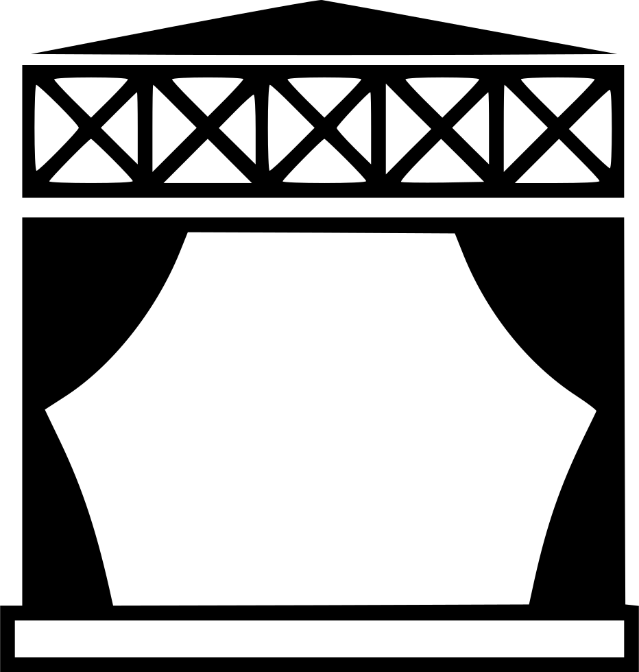 Main Stage Svg Png Icon Free Download 467140