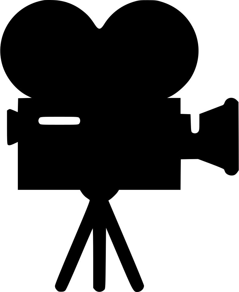 movie camera svg png icon free download 467562