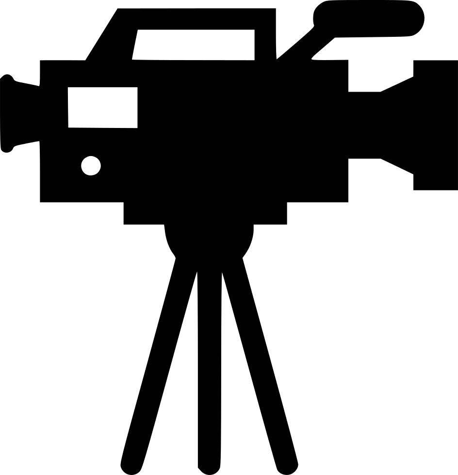 Tv camera svg png icon free download 467571 for Camera tv web