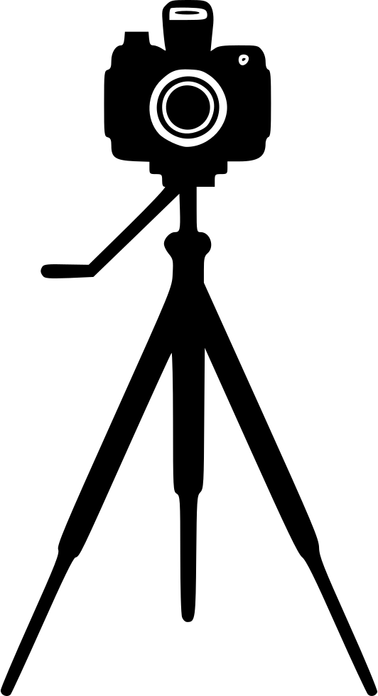 Camera On Stand Svg Png Icon Free Download (#469370 ...