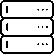 Data Base Database Rack Server Backup Svg Png Icon Free