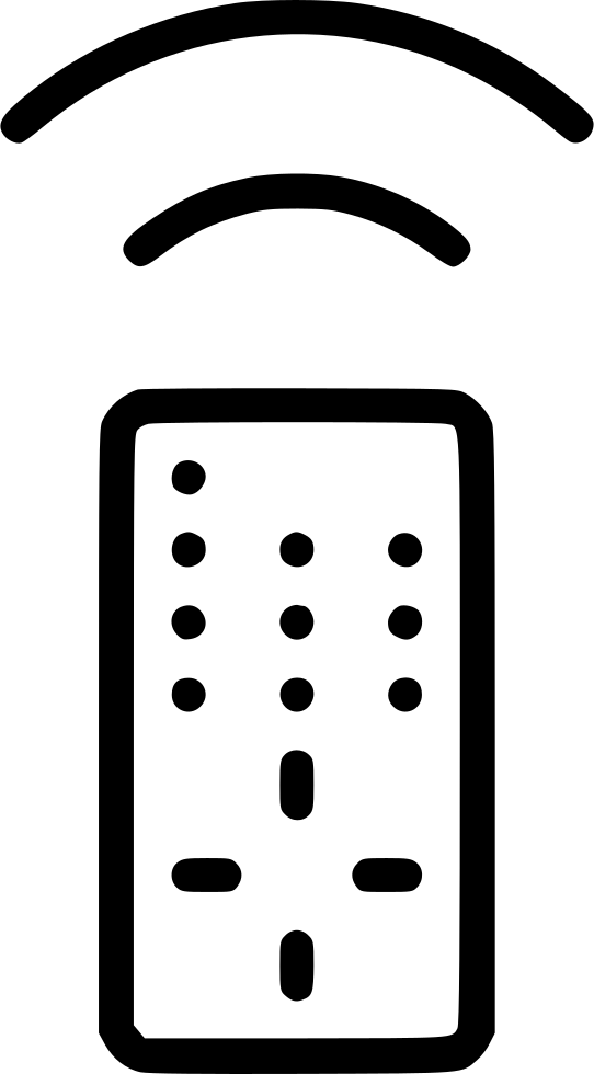 Tv Remote Control Svg Png Icon Free Download (#470539