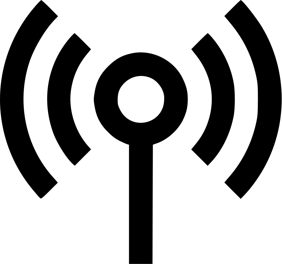 Antena Wifi Signal Waves Wireless Svg Png Icon Free Download ...