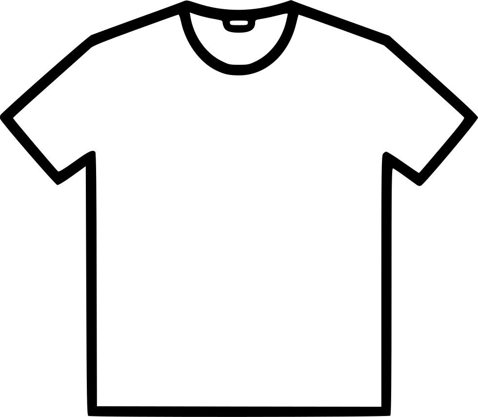 Round Neck Shirt Svg Png Icon Free Download 472072