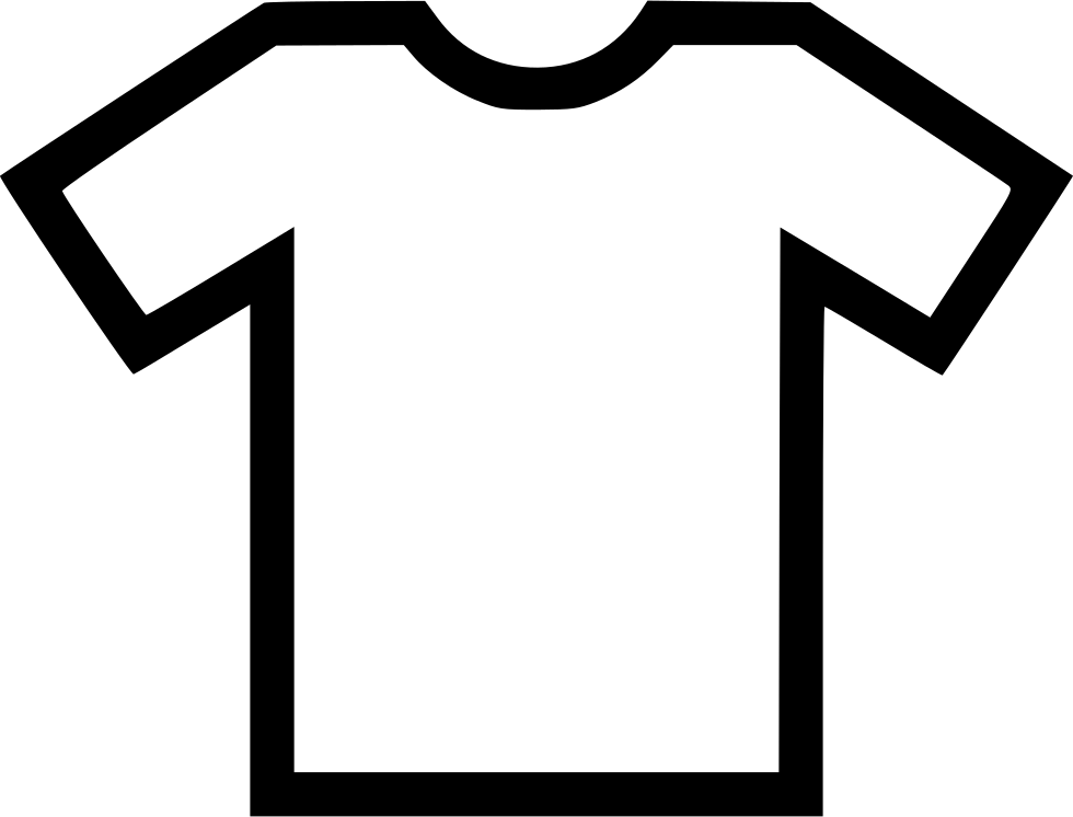 plain t shirt svg png icon free download 472233 onlinewebfonts com online web fonts