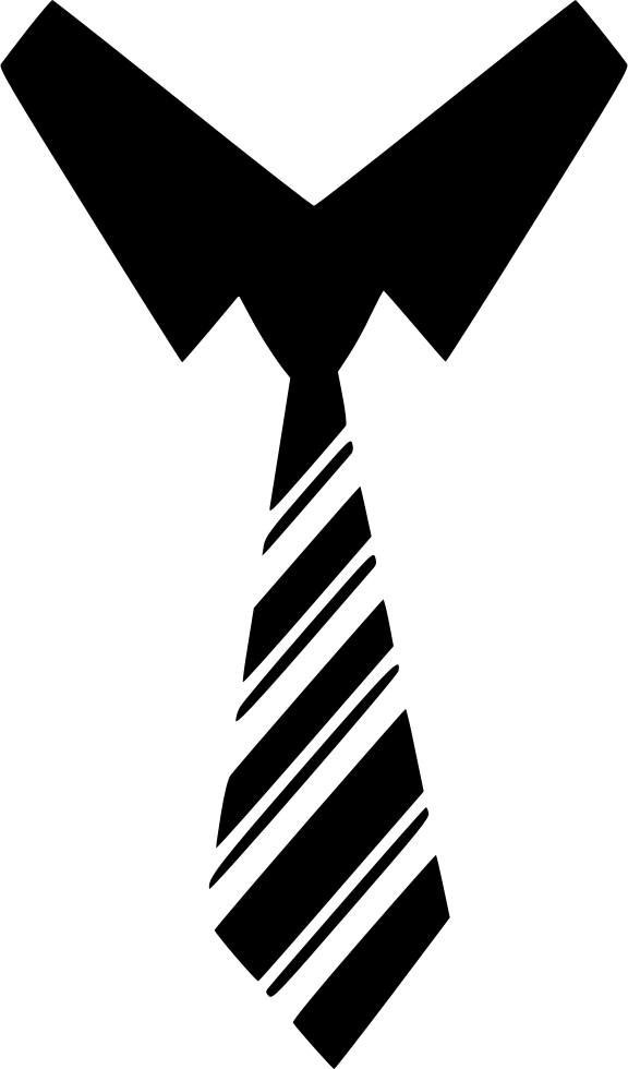 Neck Tie Dress Formal Shirt Svg Png Icon Free Download