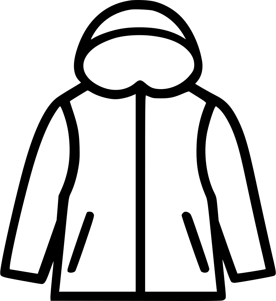 Rain Jacket Boy Svg Png Icon Free Download 473558