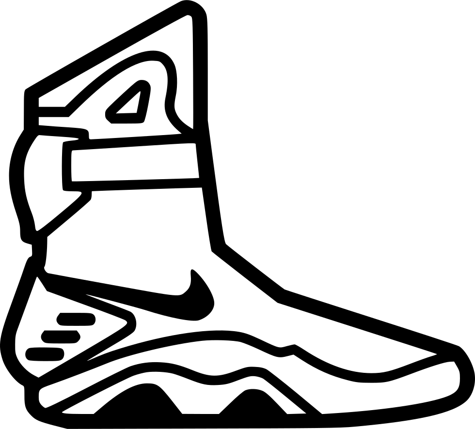 Nike Air Mag Svg Png Icon Free Download (#473614 ...