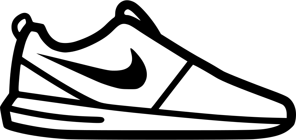 Nike Roshe Run Svg Png Icon Free Download (#473620